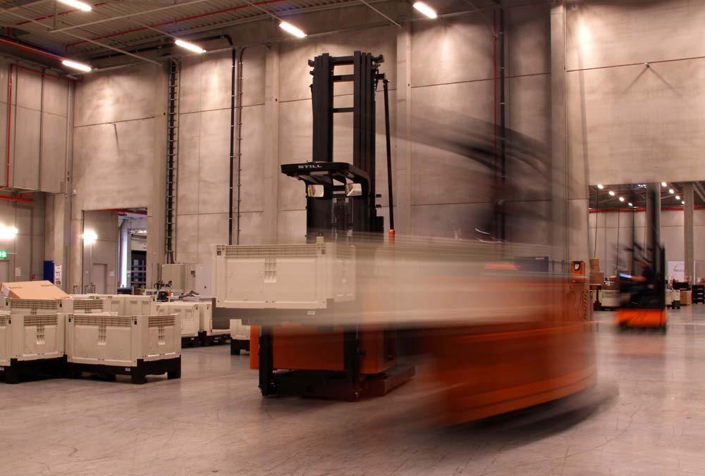 Dynamische Logistik (Bild: Marcus Walter / pixelio.de)