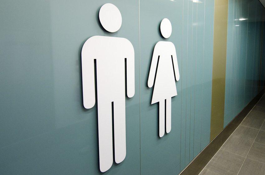 Unverzichtbar in der Sozialraumausstattung von Unternehmen sind Toiletten, Waschräume und Duschen. (Bild: Rafael Ben-Ari / Fotolia.com)