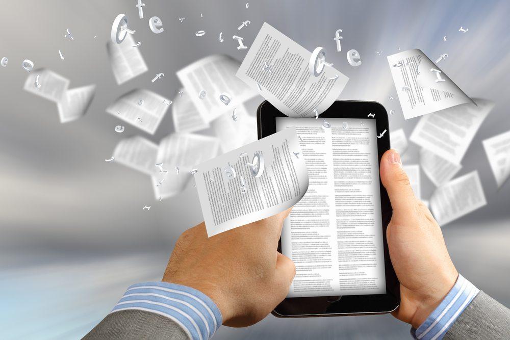 Nicht vergessen will ich die elektronische Bereitstellung unternehmerisch sinnvoller Fachliteratur. So können viele Werke als E-Book erworben und dann in der EDV-Infrastruktur des Unternehmens zur Verfügung gestellt werden. (Bild: Sergey Nivens / Shutterstock.com)