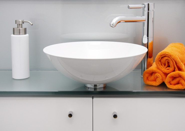 Kleines Detail, trotzdem wichtig: stets gefüllte Seifenspender im Betrieb. (Bild: © Andreas Haertle - Fotolia.com)