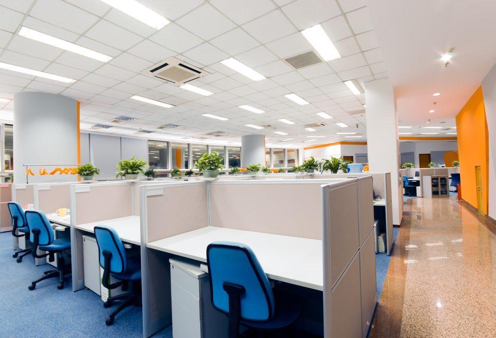 Grossraumbüro. (Bild: 06photo / Shutterstock.com)