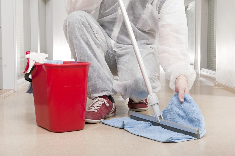 Reinigung und Reparaturen. (Bild: Oskari Porkka / Shutterstock.com)