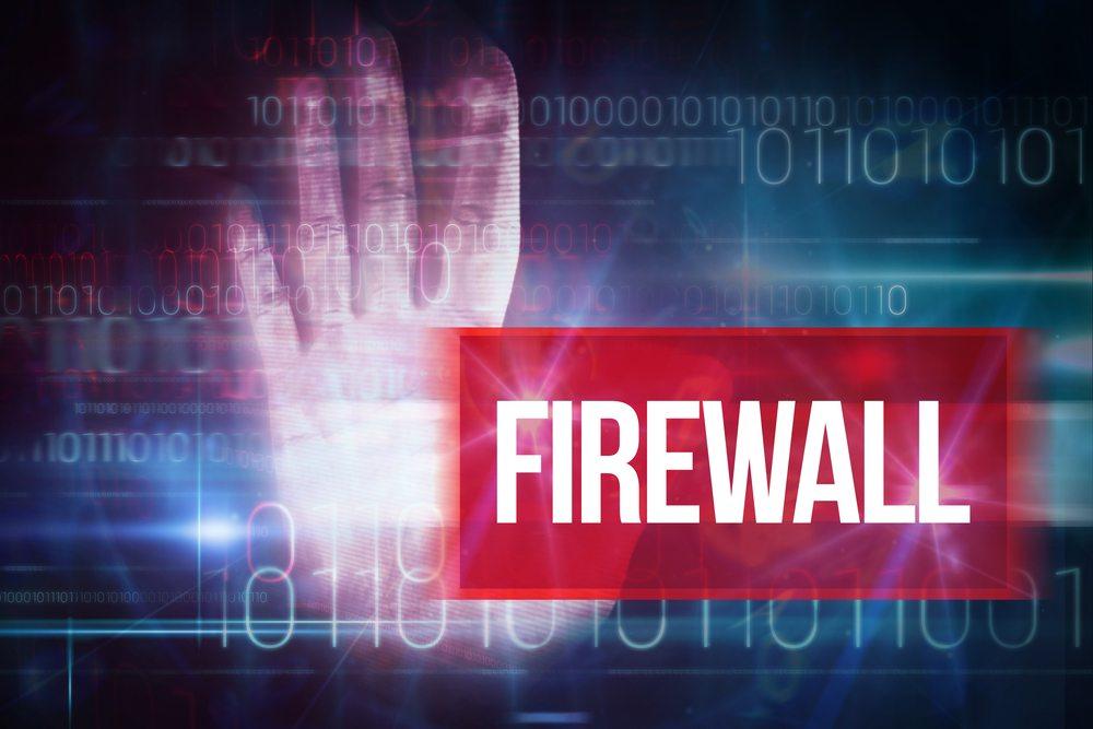 Firewall einrichten. (Bild: wavebreakmedia / Shutterstock.com)