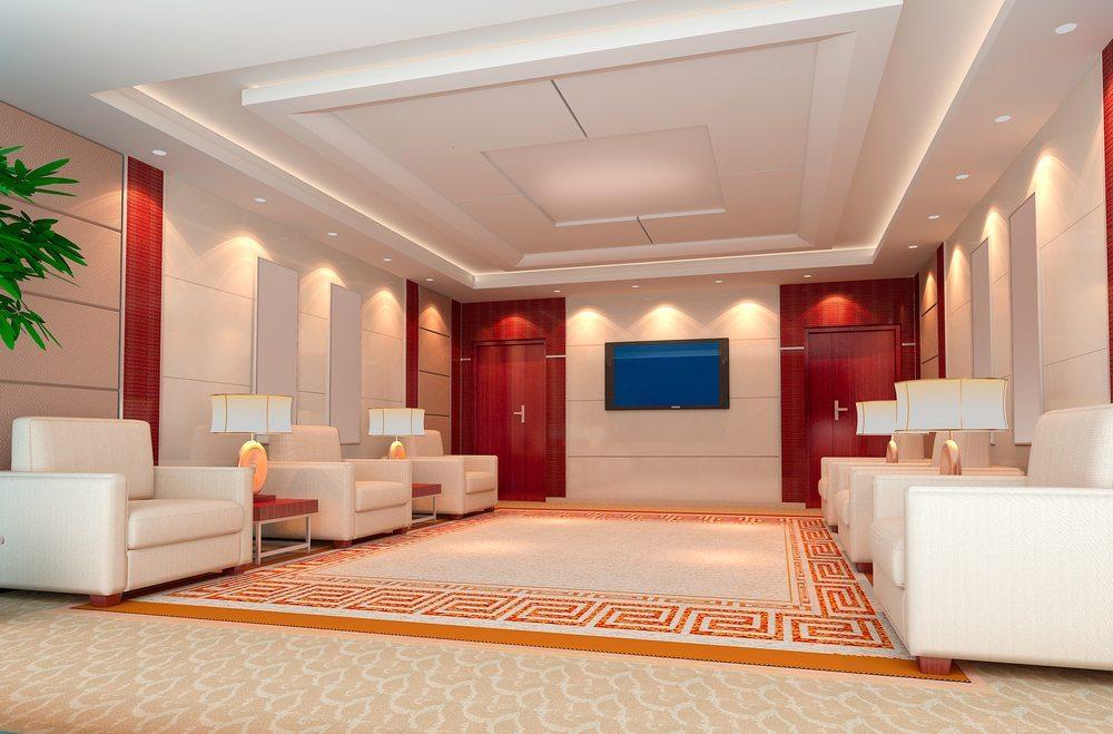 Der Besucherbereich braucht eine gute Beleuchtung. (Bild: wxin / Shutterstock.com)