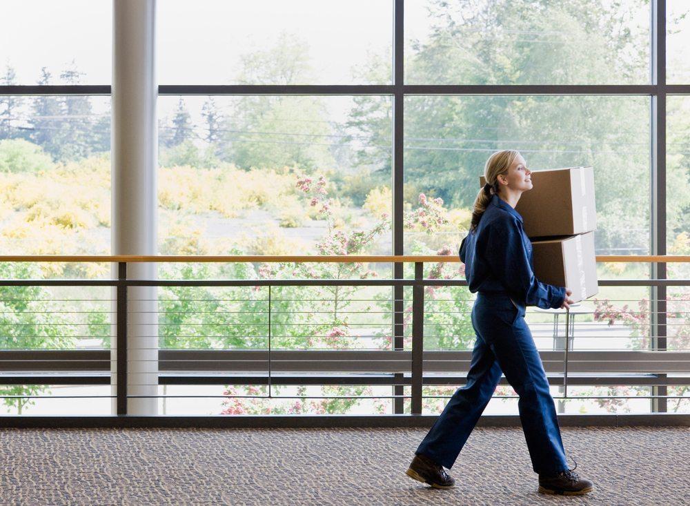 Umzug in die neuen Geschäftsräume (Bild: © AVAVA - shutterstock.com)