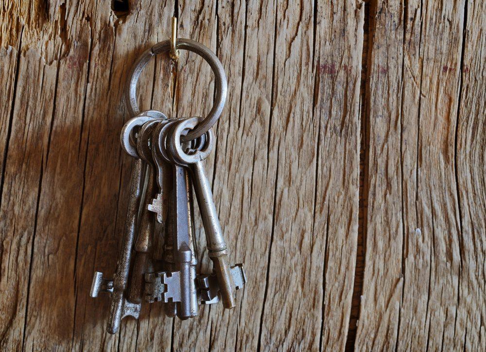 Schlüsseln haben immer eine Voraussetzung zur Sicherung. (Bild : alexsvirid / Shutterstock.com)