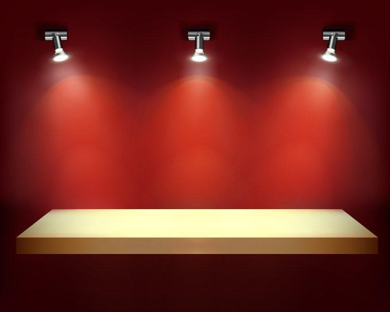 Beleuchtung Abstellraum. (Bild: silvae / Shutterstock.com)
