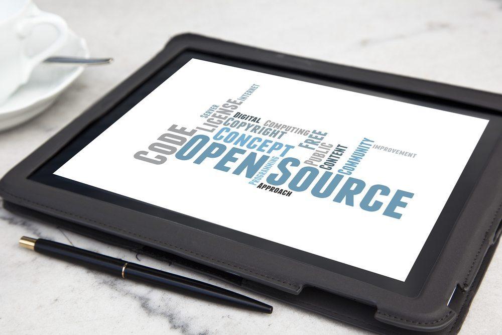 WordPress ist als Open Source kostenfrei (Bild: © macgyverhh - shutterstock.com)