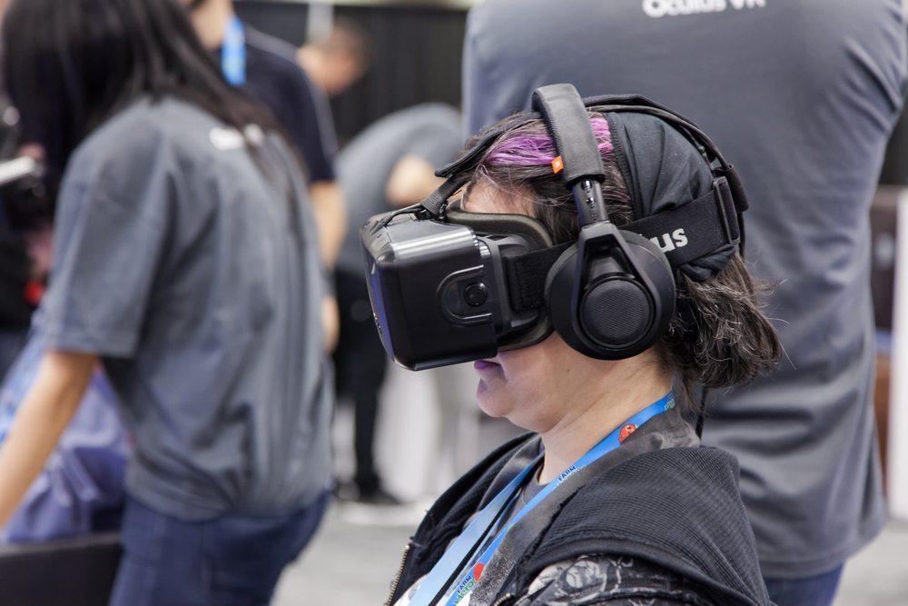 Oculus Vr ist ein Entwickler von Virtual-Reality-Brillen. (Bild: Barone Firenze / Shutterstock.com)