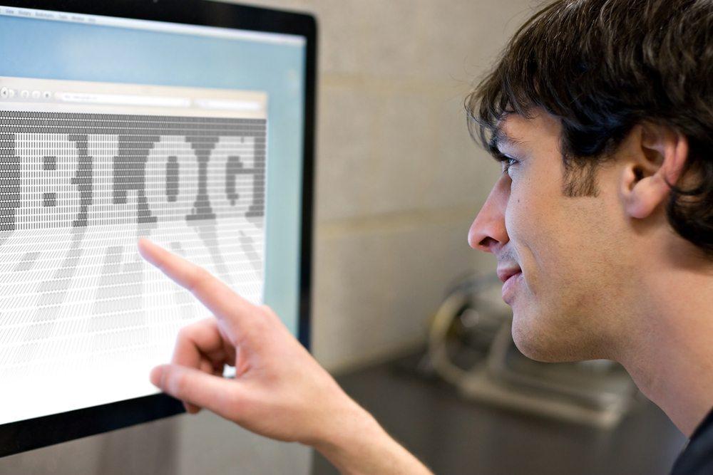 Ein Blog braucht vor allem eines: Leser. (Bild: ARENA Creative / Shutterstock.com)