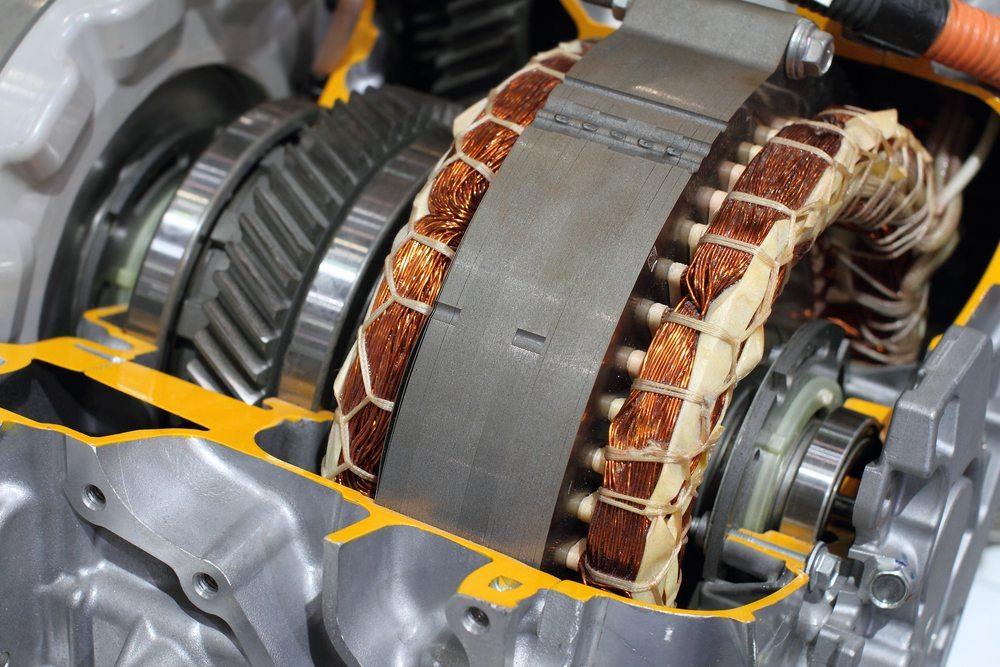Grundlage jeder Elektromaschine ist der Elektromotor. (Bild: © goldenjack - shutterstock.com)