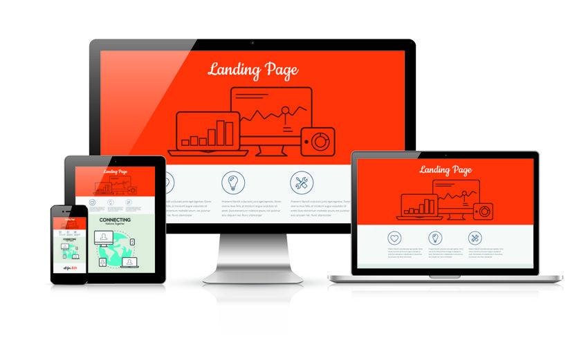 Landingpages sind entscheidend für die Conversion-Rate. (Bild: MPFphotography / Shutterstock.com)