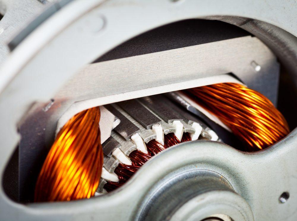 Elektromaschinen gibt es in den unterschiedlichsten Lebensbereichen. (Bild: © Dmitry Naumov - shutterstock.com)