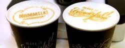 ITALIEN MESSE HOST KAFFEE FRANKE