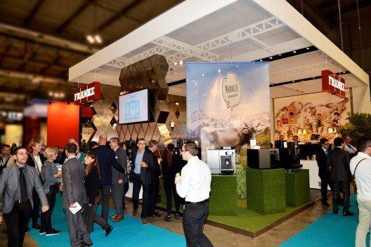 Die Firma Franke konnte sich in den letzten Jahren im weltweiten B2B Kaffeemaschinen-Markt erfolgreich als Innovationsleader positionieren.