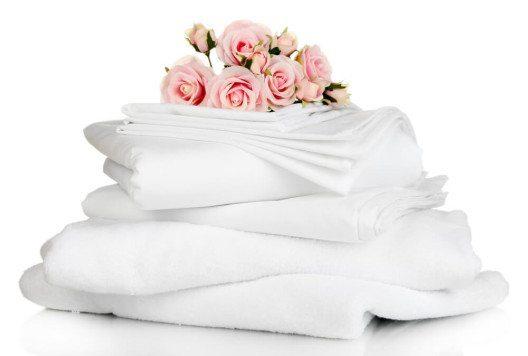 Die Wäscherei Bodensee AG bietet Textilien für die Hotellerie und das Gastgewerbe.