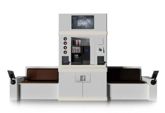 Mit einer intelligenten Lösung zur Vernetzung von Kaffeemaschinen bietet Franke Coffee Systems Kunden integrierte Ansätze für mehr Umsatz.