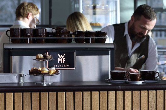 Die neue WMF espresso von Schaerer ist ein Gewinn für Schweizer Gastronomen. (Bild: Press'n'Relations)