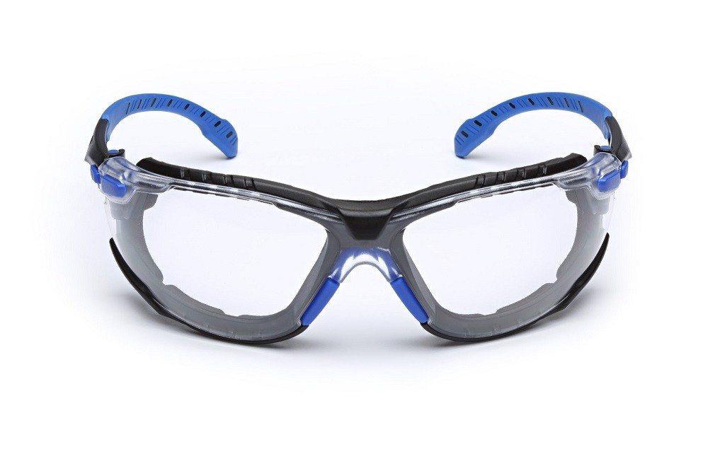 Solus Schutzbrille 1000 mit Schaumrahmen