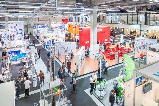 Messe: SINDEX – Die Schweizer Messe für Technologie. (Bild: © SINDEX)