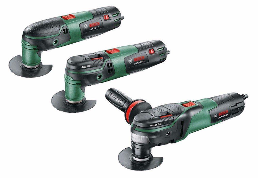 Bosch-Multifunktionswerkzeuge