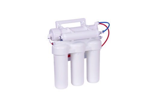 Umkehrosmose-Wasserfiltersystem (Bild: g0d4ather – shutterstock.com)