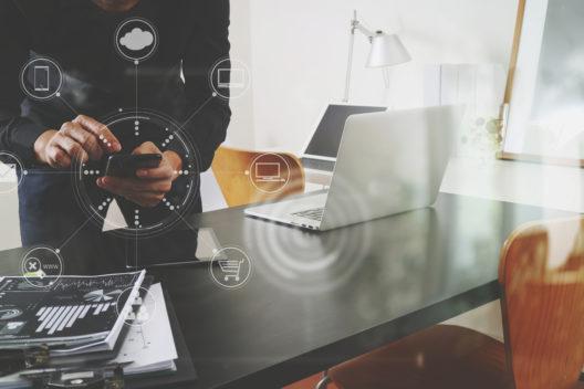 feature post image for Was verbirgt sich hinter einem Smart Office?